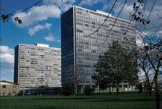 Lafeyette Park 1965 Mies van der Rohe