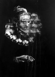 Oscar Nin; Painting.