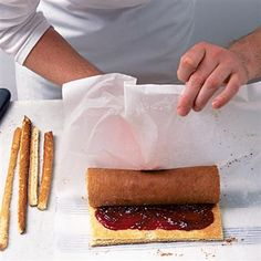 how to make the swiss roll
