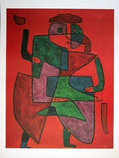 Paul Klee Original