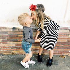 Kid baby toddler style fashion www.ellabrooksblog.com