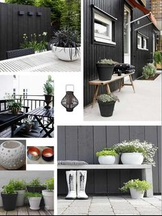 White Gardens, Small Gardens, Outdoor Gardens, Outdoor Life, Outdoor Spaces, Outdoor Living, Outdoor Decor, Backyard Beach, Backyard Landscaping