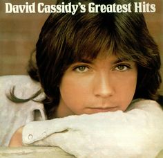 David Cassidy, you couldn't fit one inch picture on my walls. Wall to wall, behind the door. It looked like wallpaper :-)