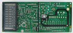 #GE Microwave Control Board Repair Service #WB27X10466