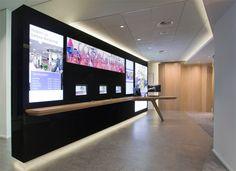 Rabobank retail banking center by Storage, The Hague – Netherlands » Retail Design Blog
