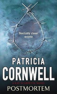 Kay Scarpetta series by Patricia Cornwell