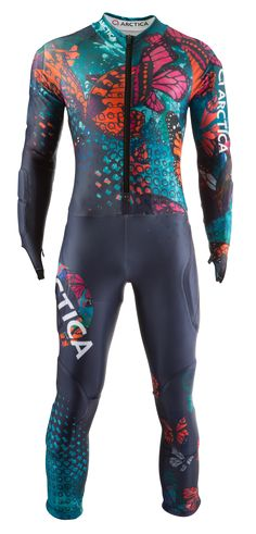 Arctica Butterfly GS Speed Suit. FIS approved $300 adult/$250 youth.