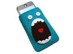 Monster for your phone Potworek na twój telefon