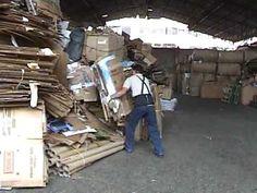 Que es el Reciclaje? video de Ecuador