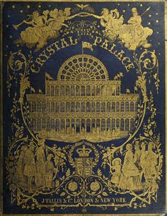 The Crystal Palace In Hyde Park Home To Great Exhibition Of 1851