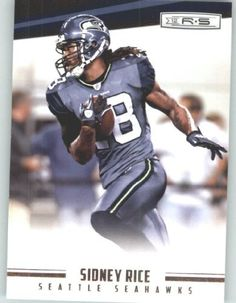 2012 Panini Rookies and Stars Football Card #131 Sidney Rice - Seattle Seahawks (NFL Trading Card) by Rookies and Stars. $1.68. 2012 Panini Rookies and Stars Football Card # 131 Sidney Rice - Seattle Seahawks (NFL Trading Card)