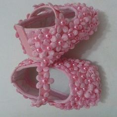 How to Make a Gospel Baby Shoes?  10