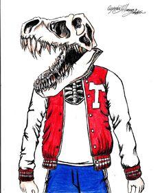 dinosaur adolescent