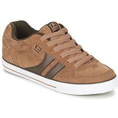 Chaussures Homme Chaussures de Skate Globe ENCORE-2 Marron Chaussure Skate 3ab6f5a1534