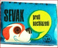 Žvýkačka Sevak