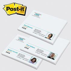 Post-it 3M 3 x4 pouce imprimé en couleurs   25 feuilles. votre prix=  $ 0,51  frais de montage= $ 0  minimum de 500. la colle est sur le coté 4 pouce. Appeler cotre représentant au 514-341-6272