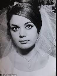 Mrs Frances Kray (neé Shea) Photo: David Bailey 1965.