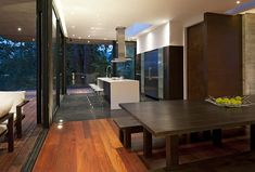 Corallo House by Paz Arquitectura - contemporary dining area