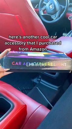 Pretty Cars, Cute Cars, Car Care Tips, Cool Car Accessories, Girly Car, Car Essentials, Car Mods, Car Gadgets, Car Hacks