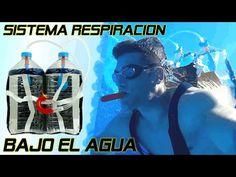 Sistema de Respiración Bajo el Agua Casero, cómo se hace - YouTube