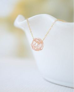 Love Knot Necklace - JewelMint