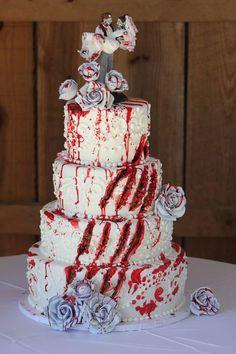 Qué sangrón para ser de boda!
