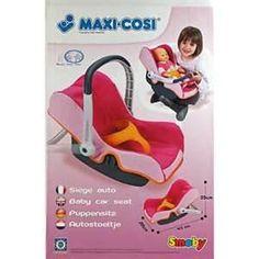 Maxicosi Baby Doll Car Seat Toy