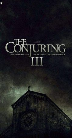 What do we have to look forward to in Some awesome horror movies of course!) - The Conjuring Horror Movie Posters, Best Horror Movies, Lorraine Warren, Conjuring 3 Full Movie, New Movies 2020, Creepy Movies, Movies Coming Out, Movie Wallpapers, Movie List