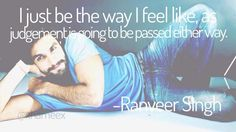 @xhameex: How true, & thanks for inspiring! @RanveerOfficial 's quote.
