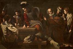 La negación de San Pedro - Colección - Museo Nacional del Prado