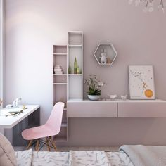 A Simple, Modern Apartment in Moscow #officedesign