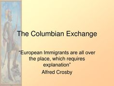 Colombian Exchange Source