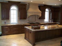 Dream kitchen--absolutely gorgeous!