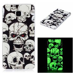 TIKITAKA Ultra Thin Luminous Soft Silicone Glow in the Dark Phone Case