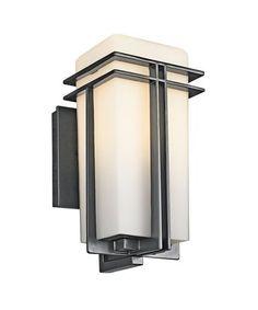 Kichler 49200 Tremillo 1 Light Outdoor Wall Light