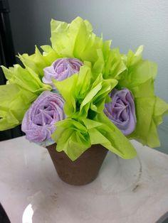 Soap bouquet in Bella Donna.  $15.00