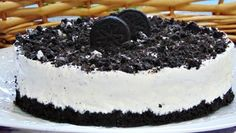 Cake nature fast and easy - Clean Eating Snacks Oreo Cheesecake Receta, Cheesecake Cake, Oreo Torta, Oreo Cake, Oreos, Mousse, Cold Cake, Salty Cake, Mini Tortillas