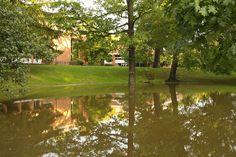 Tipple Pond at Drew University, my alma mater.