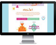 Hello Ruby – Web design