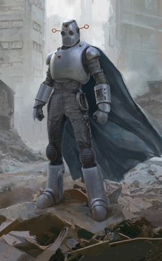 Mechanist Armor Retextured at Fallout 4 Nexus - Mods and community