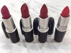 The Best Red Lipsticks Money Can Buy - Victoria Sneden