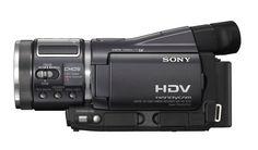 Sony HDR Handycam Mini DV Camcorder