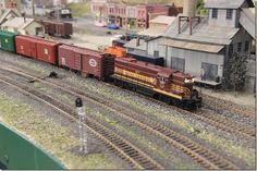 coastal freight railroad - Google Search