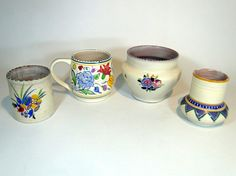 249) Collection of Poole pottery items Est. £10-£15