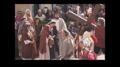 Via Crucis Balmaseda 2015 merciful woman