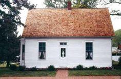 Harry S Truman Birthplace State Historic Site in Lamar, Missouri