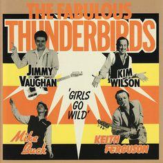 """ The Fabulous Thunderbirds"" by The Fabulous Thunderbirds"