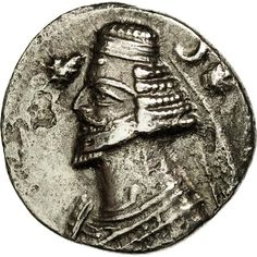 ✓ Quality Expand your collection without delay ! Parthian Empire, Oriental, Coins, Silver, Inspiration, Collection, Biblical Inspiration, Coining, Money
