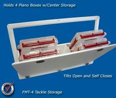 Deep Blue Marine Tackle Storage containers for boats by Deep Blue ...