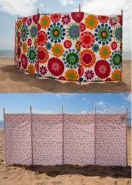 Diy windbreak pvc and cloth nice privacy screen as well for Garden windbreak designs